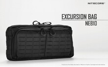 Сумка Nitecore NEB10 Black