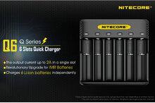 Зарядное устройство Nitecore Q6