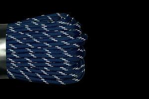 Паракорд 550 CORD Световозвращающий Blue