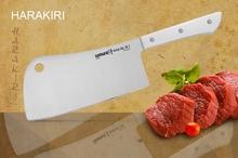 Samura Harakiri топорик кухонный (SHR-0040W)