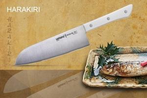 Samura Harakiri Сантоку (SHR-0095W)