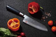 Кухонный нож Suncraft Senzo Classic Сантоку