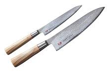 Набор ножей Suncraft Senzo Twisted Octagon