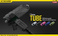 Nitecore Tube Black