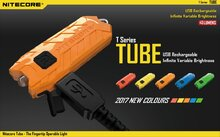 Nitecore Tube 2017 Orange