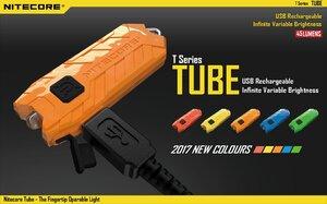 Nitecore Tube 2019 V2 Orange