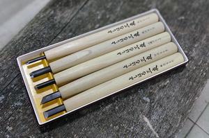 Набор резцов Yoshiharu Y-5