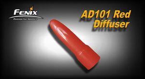 Колпачок красный Fenix AD101-R