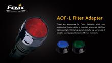 Светофильтр красный Fenix AOF-L