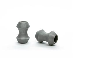 Бусина Гантеля (сталь)