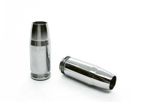 Бусина Пуля (сталь)