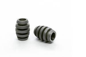 Бусина Сфера (сталь)