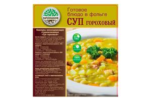 Готовое блюдо Суп гороховый