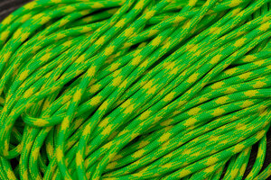 Паракорд Atwood Rope Lemon Lime