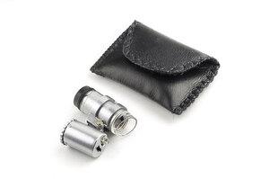 Карманный микроскоп с подсветкой