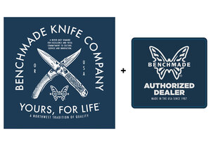 Benchmade Бандана + Салфетка из микрофибры