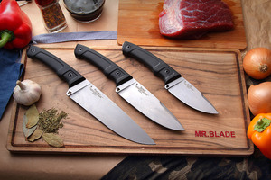 Mr. Blade Tactical Kitchen Knives
