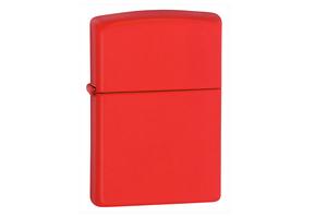Zippo Red Matte