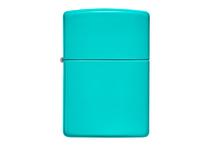 Zippo Flat Turquoise