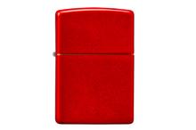 Zippo Metallic Red
